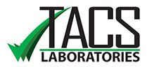 Image of TACS Laboratories logo